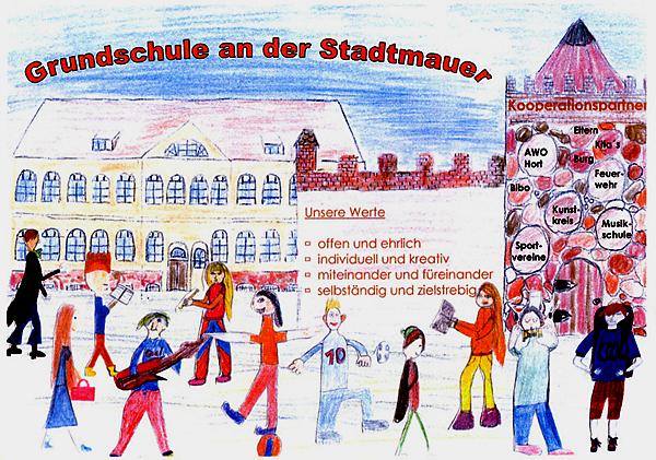 Grundschule an der Stadtmauer Beeskow